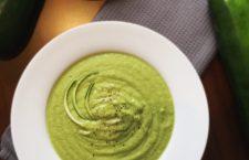 Creamy Avocado Zucchini Soup Recipe
